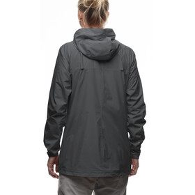 Houdini W's Hurricane Jacket Rock Black